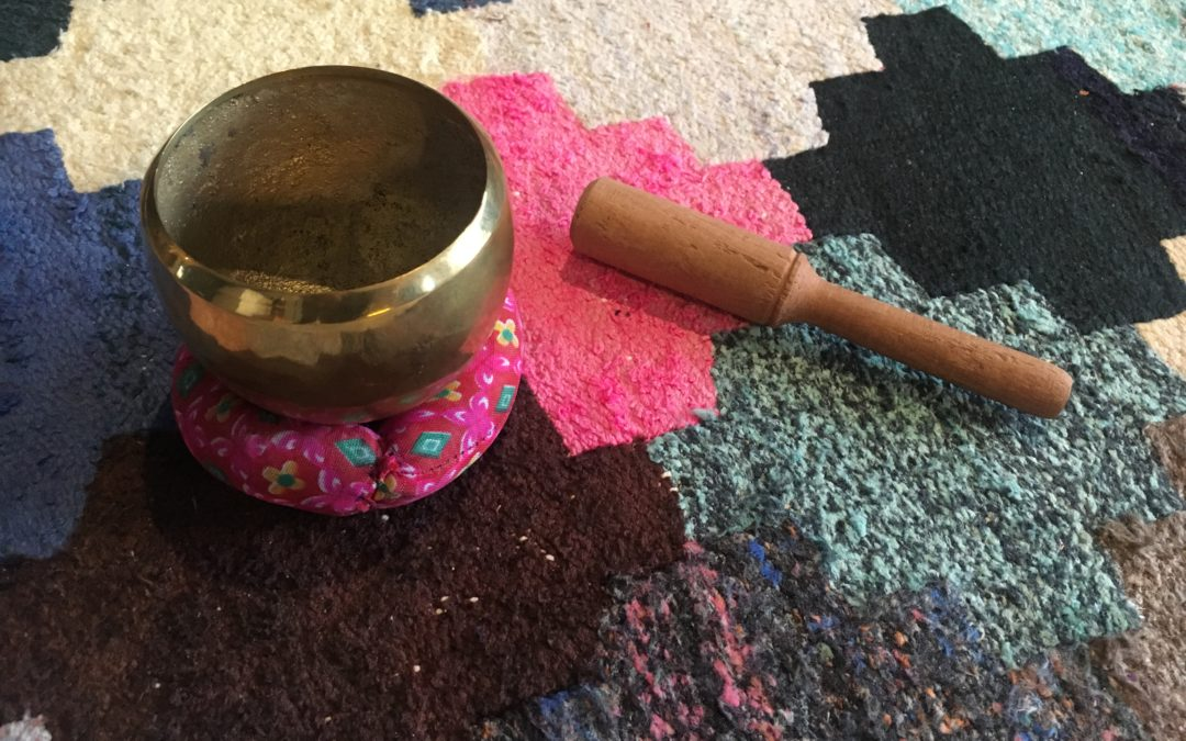 La magie des bols chantants