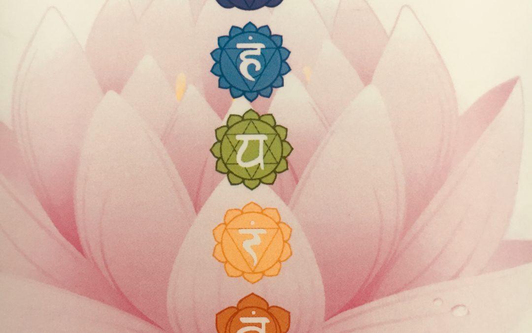 Vos chakras – des centres d'énergie